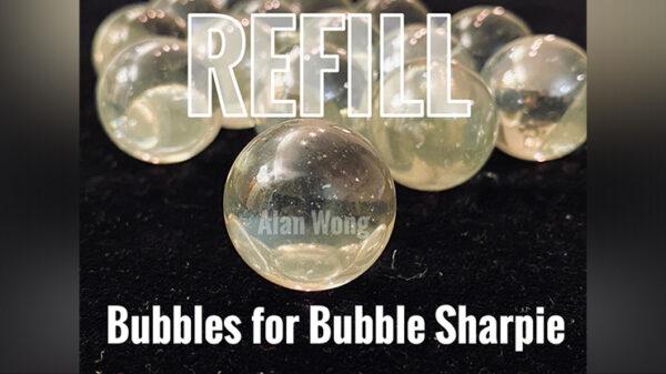 Bubble Sharpie Set Refill by Alan Wong