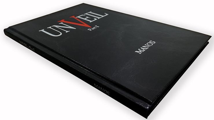 UnVeil by Manos Kartsakis - Book