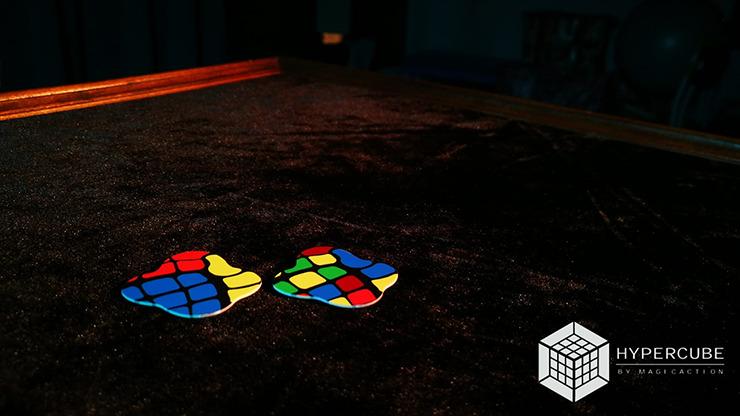 Hypercube By Magic Action