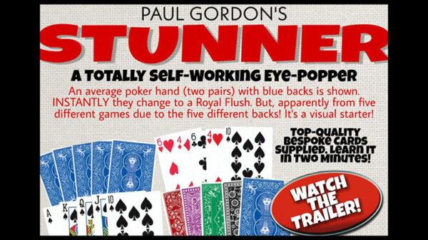 STUNNER by Paul Gordon