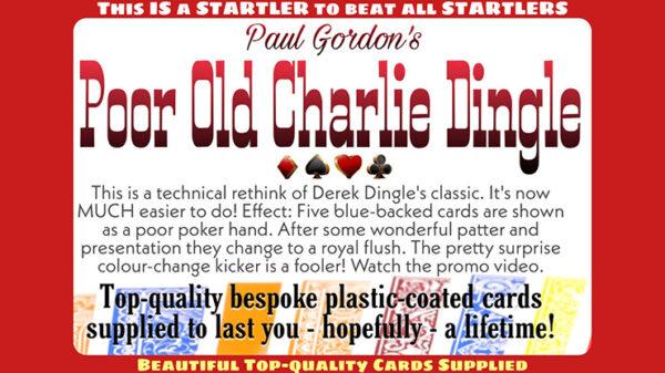 Poor Old Charlie Dingle by Paul Gordon