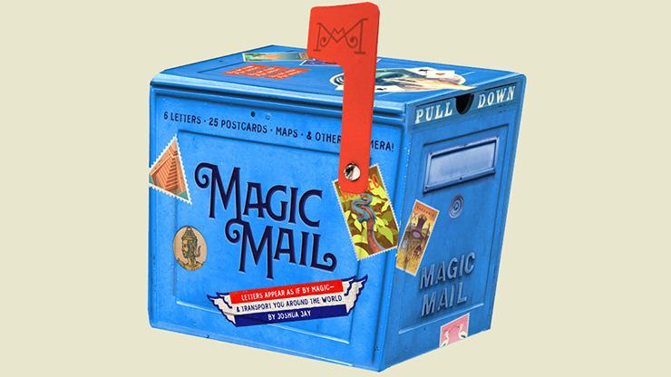 Magic Mail by Joshua Jay