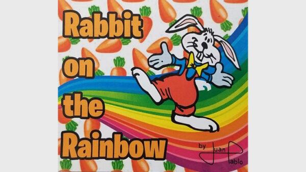 Rabbit On The Rainbow by Juan Pablo Magic