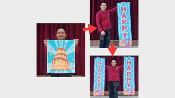 Amazing Banner (Happy Birthday) by JL Magic