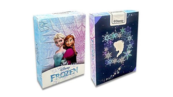 Frozen V1 Stripper Deck by JL Magic