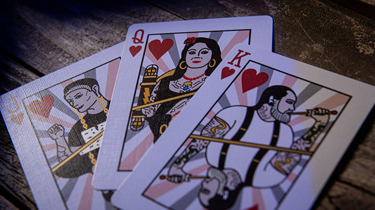 Freakshow Playing Cards