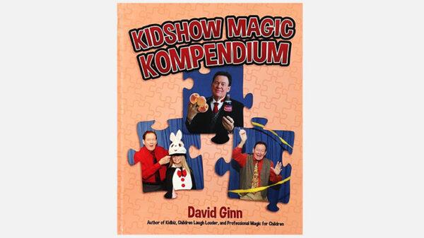 KIDSHOW MAGIC KOMPENDIUM by David Ginn - Book
