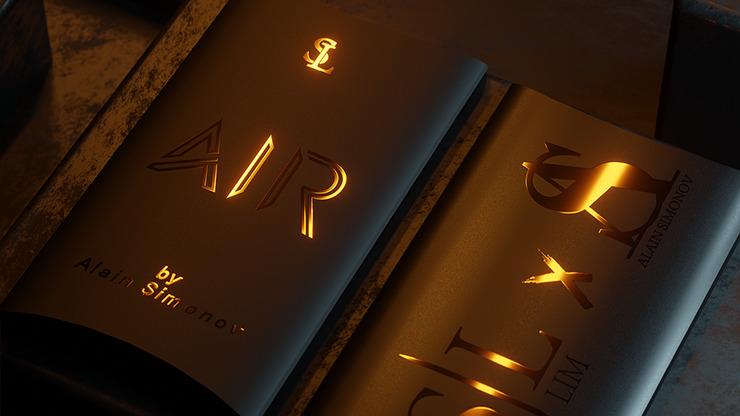 AIR (Gimmicks and online instruction) by Alain Simonov & Shin Lim