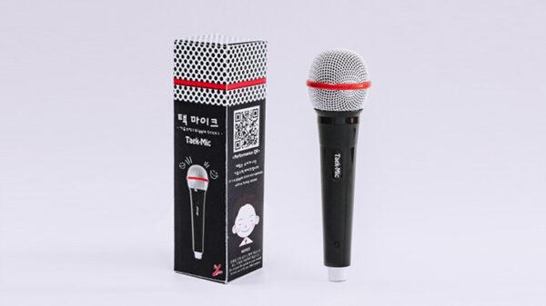 Microphone (Giggle Stick) by JL Magic