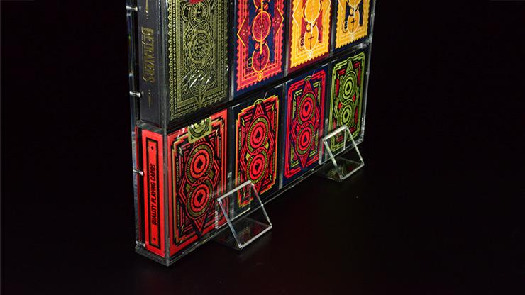 Carat XCS Case (2 Stands) - Deck Display Stands