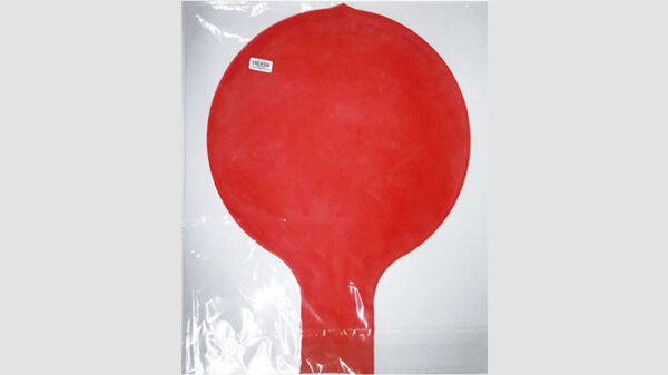 Entering Balloon RED (160cm - 80inches) by JL Magic