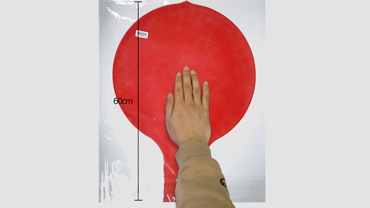Entering Balloon YELLOW (160cm - 80inches) by JL Magic