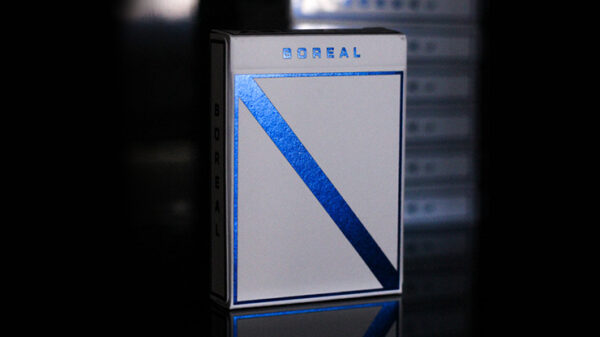 Odyssey Boreal V2 Edition Playing Cards by Sergio Roca
