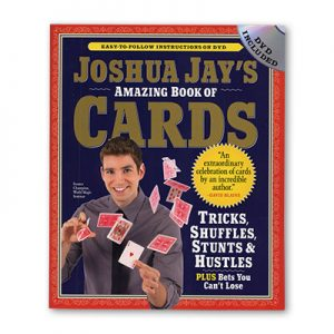 Joshua Jay's Amazing Book of Cards - Book