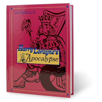 Apocalypse - Volume 2 by Harry Loryane - Book