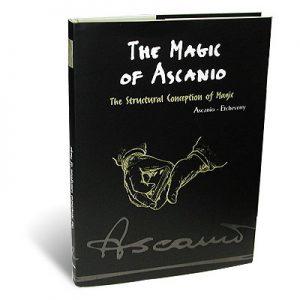 Magic of Ascanio book Vol. 1 The Structural Conception of Magic - Book