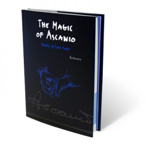 Magic Of Ascanio Vol.2 - Studies Of Card Magic by Arturo Ascanio - Book