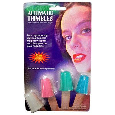 Automatic Thimbles (rainbow color)
