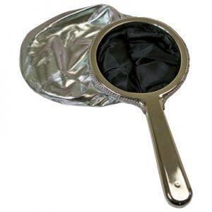 Change Bag Chrome Handle (Silver) by Bazar de Magia