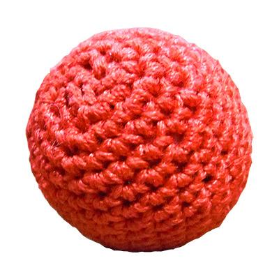Metal Crochet Balls (1 inch) by Bazar de Magia