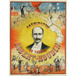 Robert Houdin Theatre Poster (18 inch by 24 inch) by Bazar de Magia