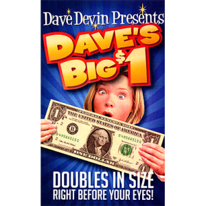 Big $1 by Dave Devin