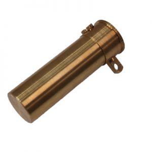 Pro Bill Tube (Brass) by Premium Magic