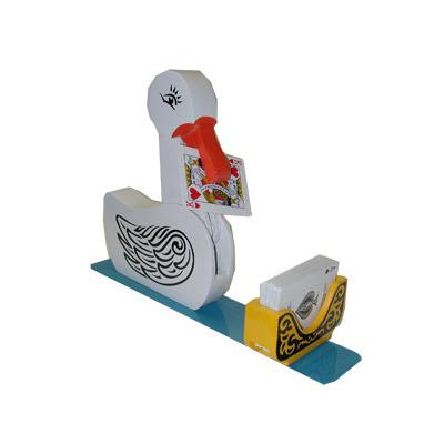 Card Duck trick Vincenzo di Fatta