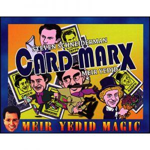 Card Marx by Steven Schneiderman & Meir Yedid
