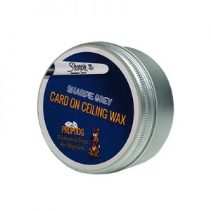 Card on Ceiling Wax 15g (Sharpie Grey) by David Bonsall and PropDog