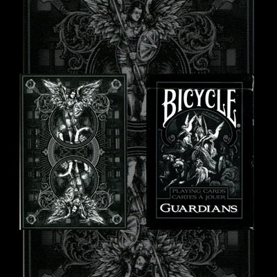 Cards Bicycle Guardian USPCC