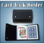 Card Trick Holder Wallet by Heinz Minten