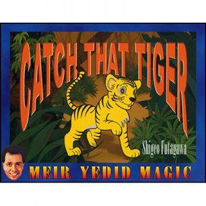 Catch That Tiger by Shigeo Futagawa