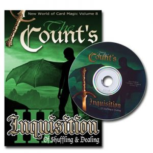 Counts Inquisition of Shuffling and Dealing: Volume Three by The Magic Depot s