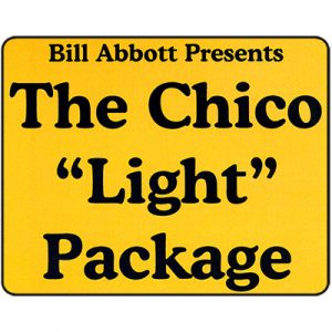"""Chico Routine """"Light"""" Package Deluxe Routine, Script & DVD'sCD & Poster by Bill Abbott"""