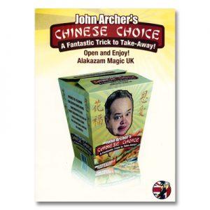 Chinese Choice by John Archer and Alakazam Magic