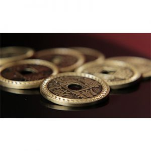 Chinese Coin Set dollar (with DVD)