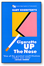 Cigarette Up The Nose by Gary Kosnitzky