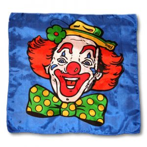 Clown Silk (45 inches) by Laflin from Magic By Gosh