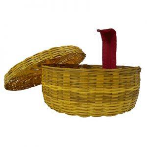 Cobra Tie in Basket (Snake Basket) by Premium Magic