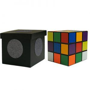 Color Changing Rubik by Tora Magic