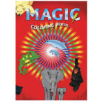 Magic Coloring Book by Vincenzo Di Fatta Magic