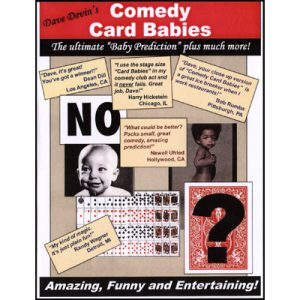 Comedy Card Babies (Large) by Dave Devin