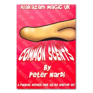 Common Scents by Peter Nardi