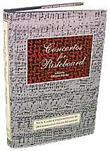 Concertos For Pasteboard - Book