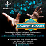 Confetti Shooter by Vernet Magic