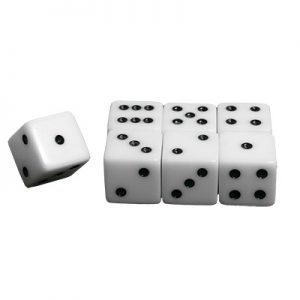 Deluxe Forcing Dice by Hiro Sakai
