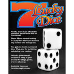 Forcing Dice Set by Diamond Jim Tyler