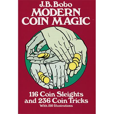 Modern Coin Magic Bobo Book Dover