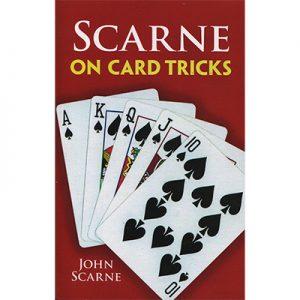 Scarne on Card Tricks book Dover